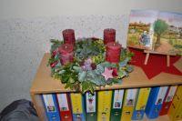 Weiterlesen: Wir binden Adventskränze für die Gruppen