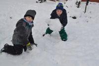 Weiterlesen: Schneegestöber