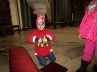 Weiterlesen: Die zukünftigen Schulkinder erzählen von ihrem Besuch in der St. Viktor Kirche
